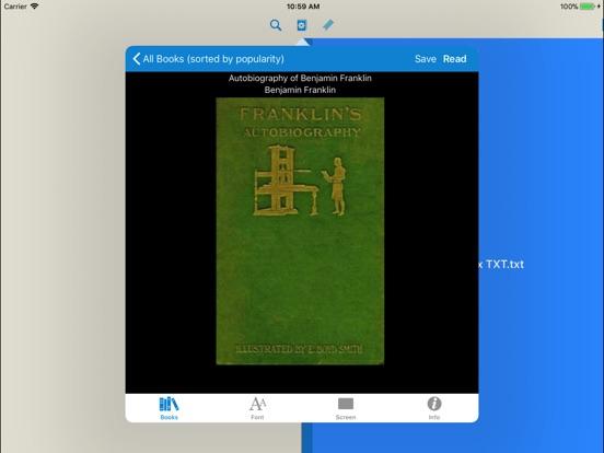 Perdrix TXT Screenshots