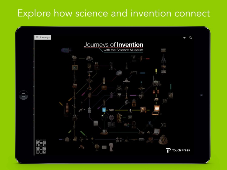 Journeys of Invention screenshot-0