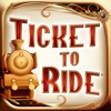 Asmodee Digital - Ticket to Ride illustration