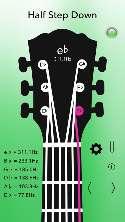Acoustic Guitar Tuner Pro screenshot-2