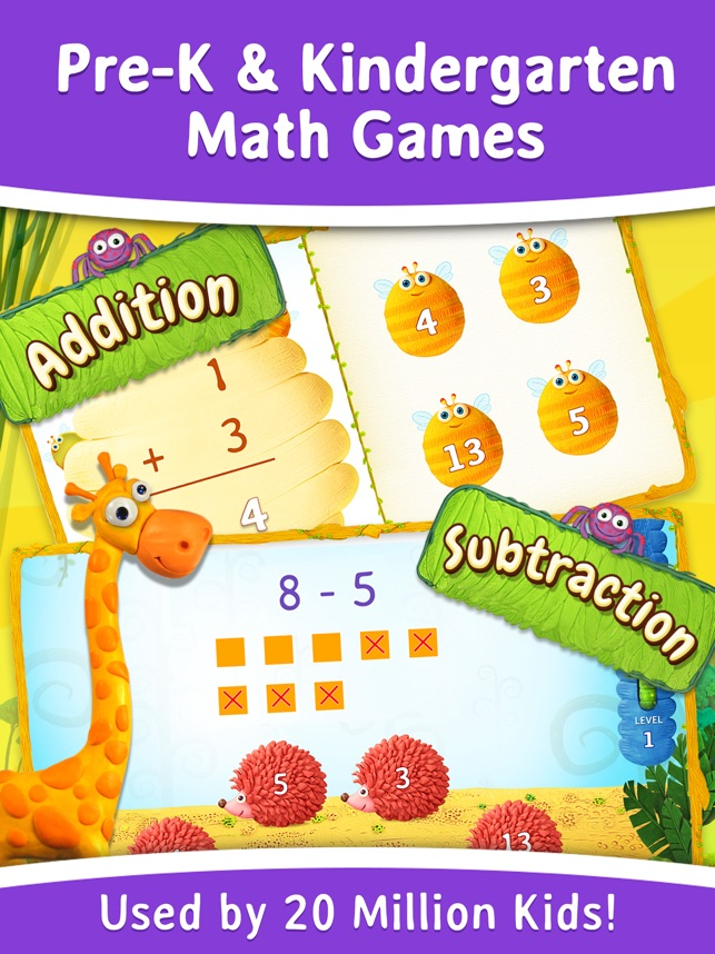Preschool - Kindergarten Math on the App Store