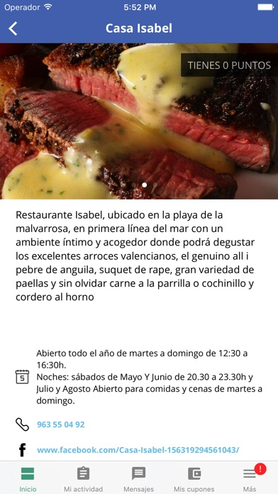 Screenshot for Casa Isabel in United States App Store