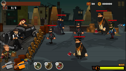 Gangster Wars : Defense