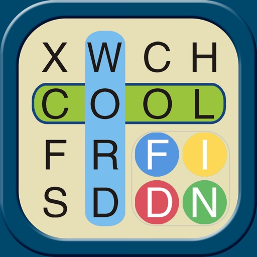 Word Search - Crossword Finder iOS App