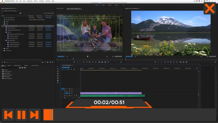 Start Course For Premiere Pro screenshot-3