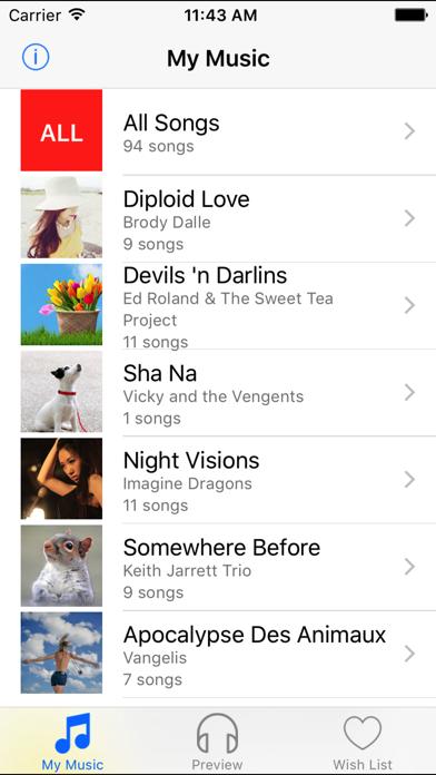 Music Clerk screenshot one