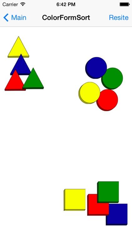 ColorFormSort screenshot-3