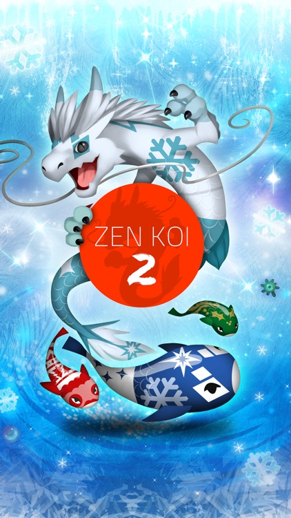 Zen Koi 2 screenshot-0
