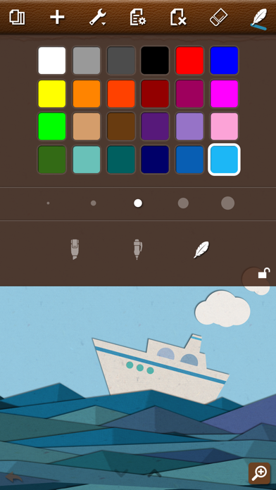 Jotter (Handwriting Notepad) screenshot three