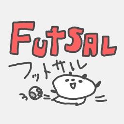 フットサルパンダぱんだ!!