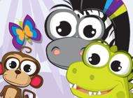 Jungle Animals - Stickers