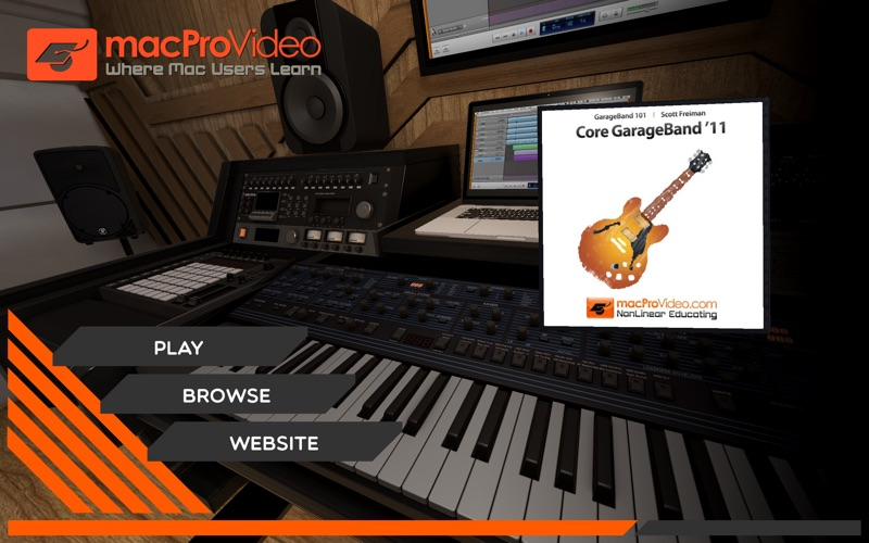 mPV Course For Garageband '11 | App Price Drops