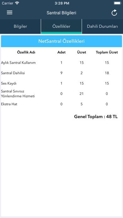 Screenshot for NetSantral in Belgium App Store
