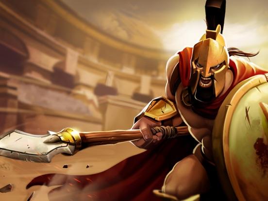 Игра Gladiator Heroes Clash - игра