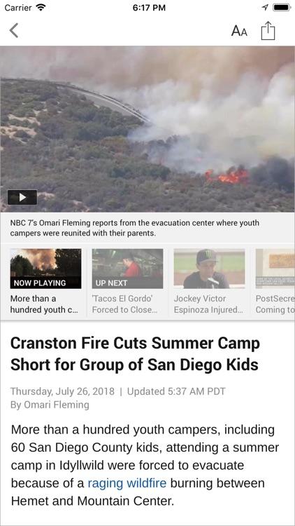 NBC 7 San Diego screenshot-3