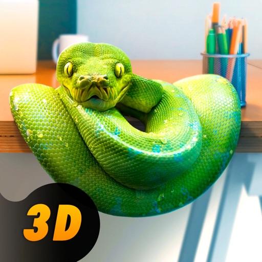 Home Snake Simulator iOS App