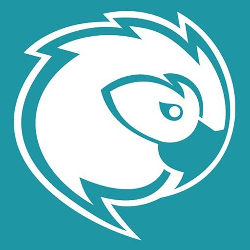 Squawkin logo