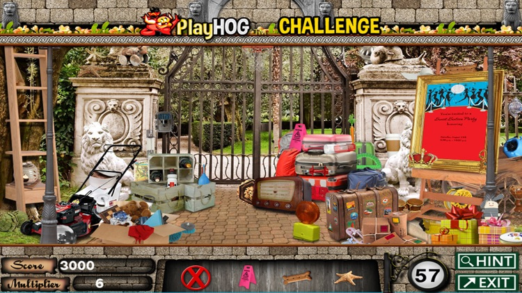 Big Gates Hidden Objects Games