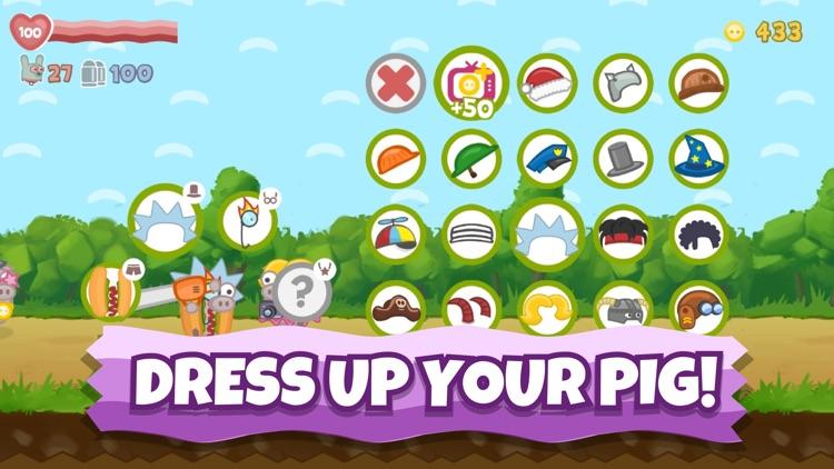 Bacon May Die - fun beat'em up fighting game screenshot-4