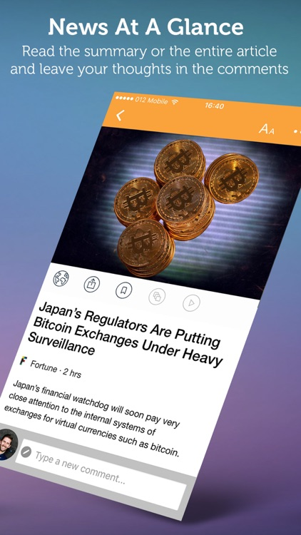 Bitcoin & Cryptocurrency News screenshot-3