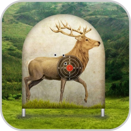 Shooting Deer Range Short Gun
