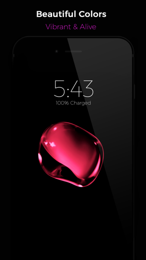 Black Lite Live Wallpapers On The App Store