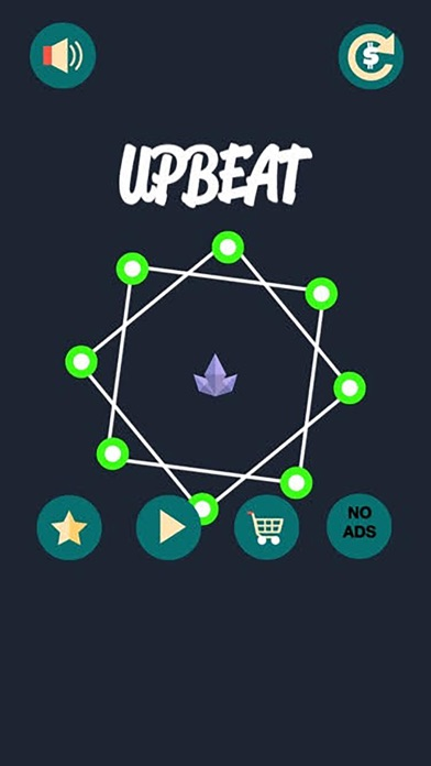 UpBeat screenshot one