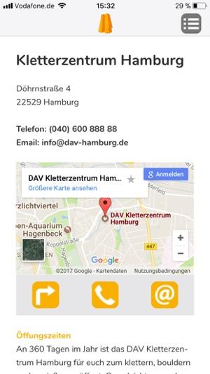 1310e3d92f68e9 DAV Kletterzentrum Hamburg on the App Store