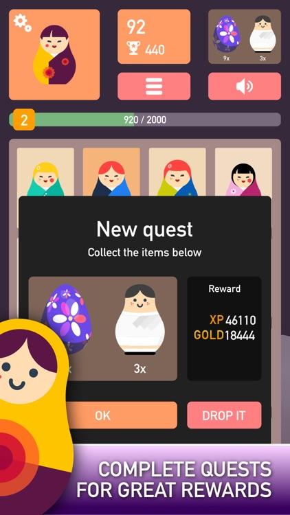 Matryoshka Card Game screenshot-3