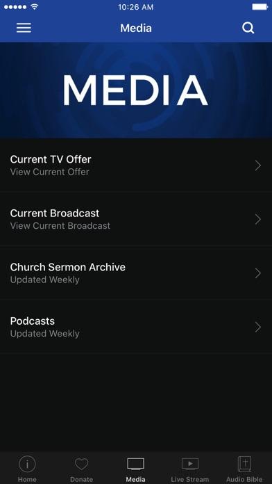 Larry Huch Ministries screenshot 2