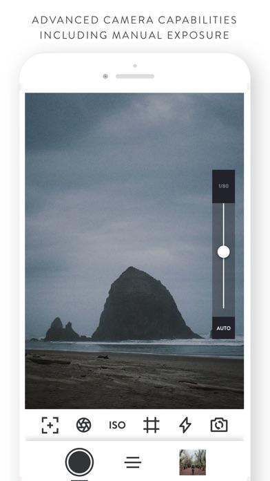 Faded review screenshots