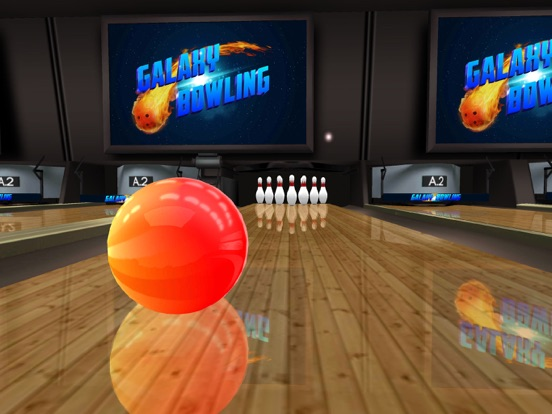 Игра Galaxy Bowling HD