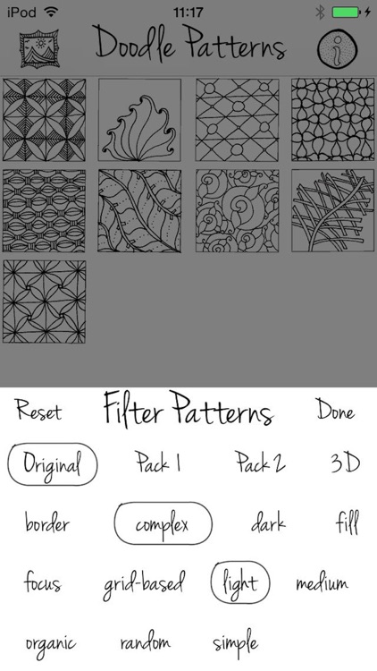 Doodle Patterns screenshot-2
