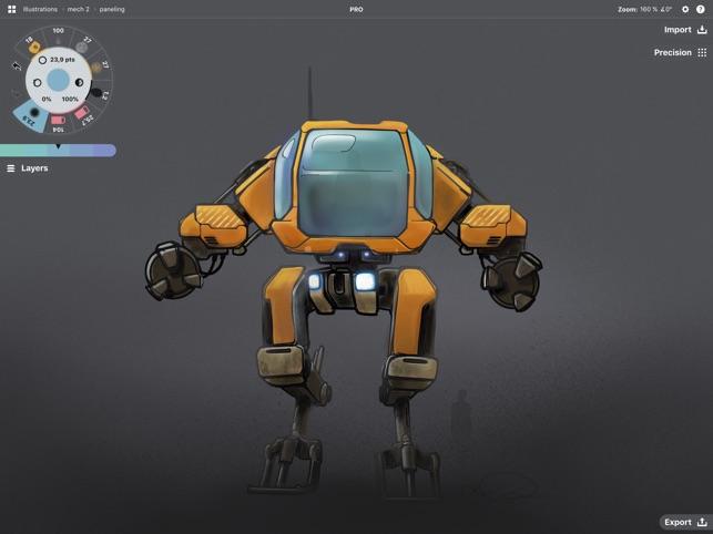 Concepts im App Store