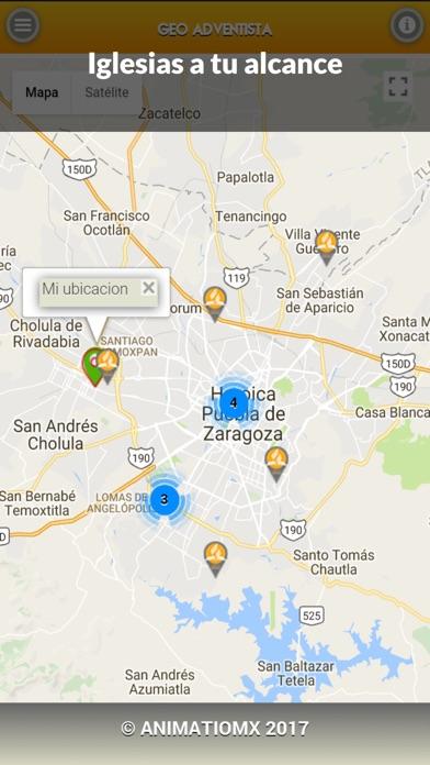 Geo AdventistaCaptura de pantalla de2