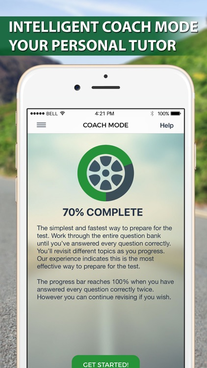 Motorcycle Theory Test UK Lite screenshot-3