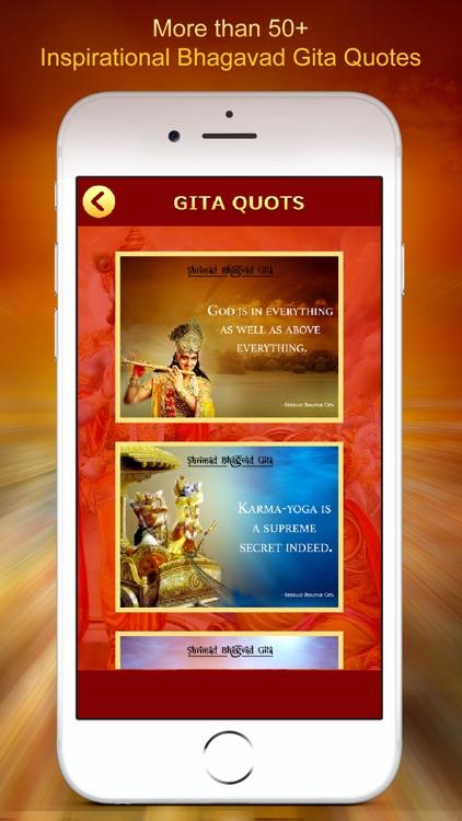 Bhagavad Gita 12 Languages Pro screenshot-7