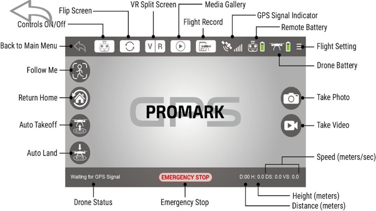 Promark GPS screenshot-4