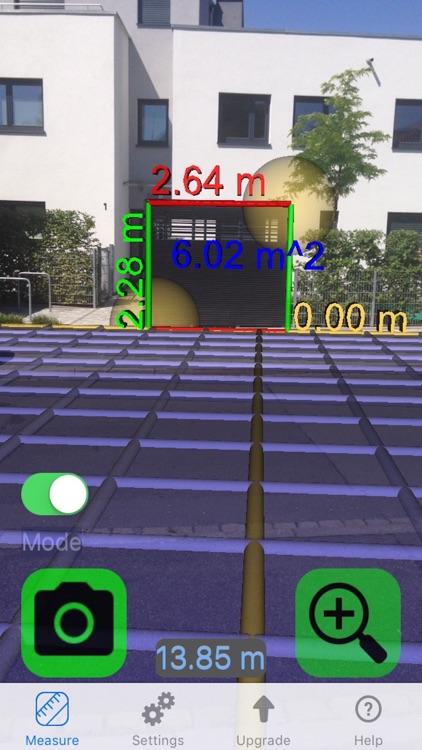 Ruler Pro - Cam Tape Measure