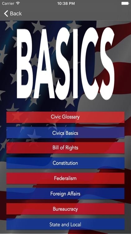 Civics 101 screenshot-1