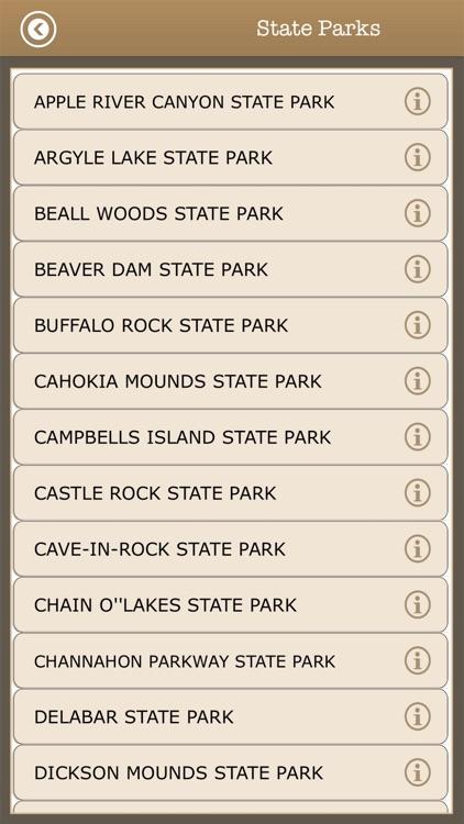Great -lllinois Camps & Trails screenshot-4