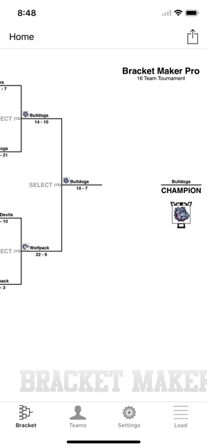 bracket maker pro on the app store