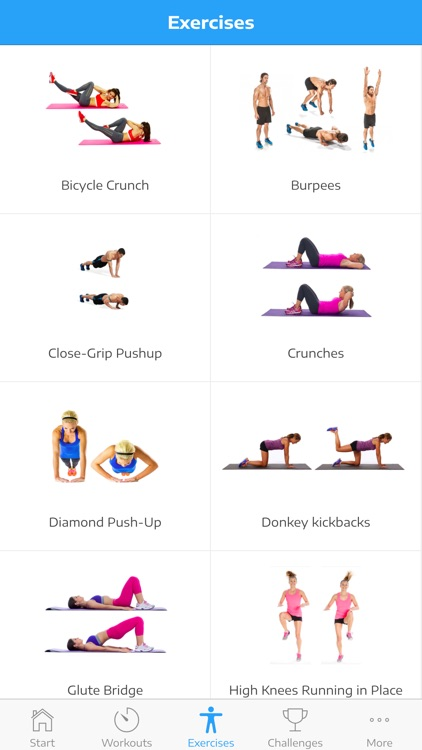 Home Workout: No Equipment by Stefan Roobol