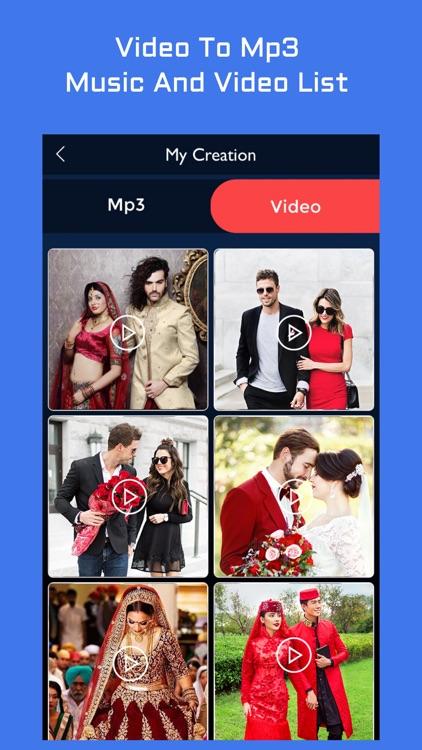 Video To Mp3 : Add Audio screenshot-3