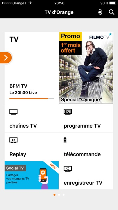 download TV d'Orange apps 4