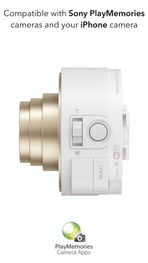 GoCamera for Sony PlayMemories