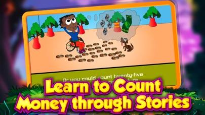 STEM Storiez - Money Count EDU screenshot 1