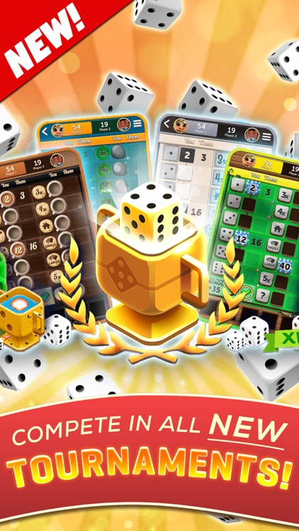 NEW YAHTZEE® With Buddies Dice screenshot-3