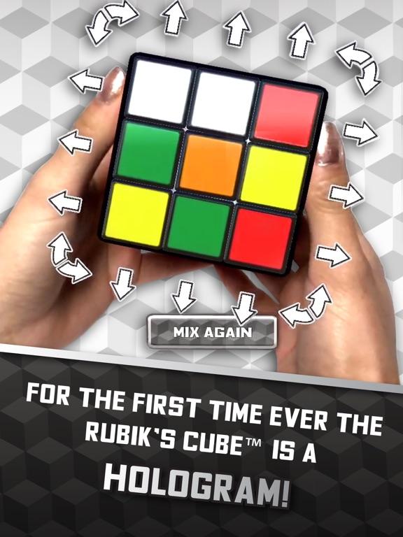 Rubik's Cube Augmented! для iPad