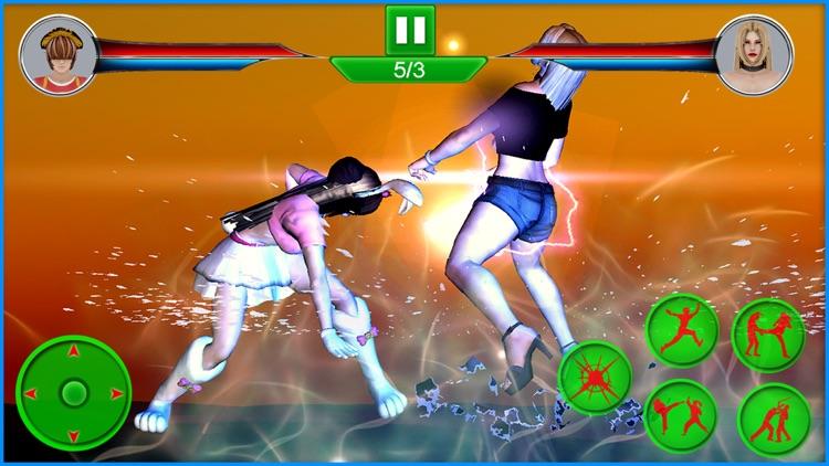 Lady Warrior – Street Combat screenshot-5
